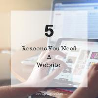 Reasons for a website