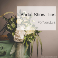 Bridal Show Tips For Vendors