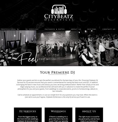 city beats website