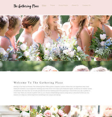 the gather place website