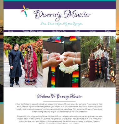diversity ministry website