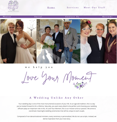 love you moment website