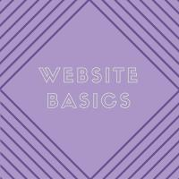 website basics