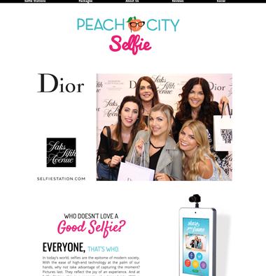 peach self website